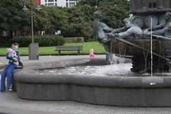 Koblenz - Nog een mooie fontein