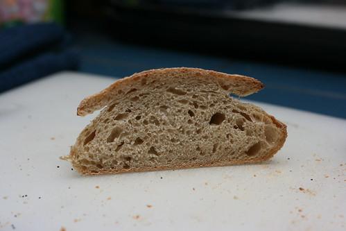 Auvergnat crumb