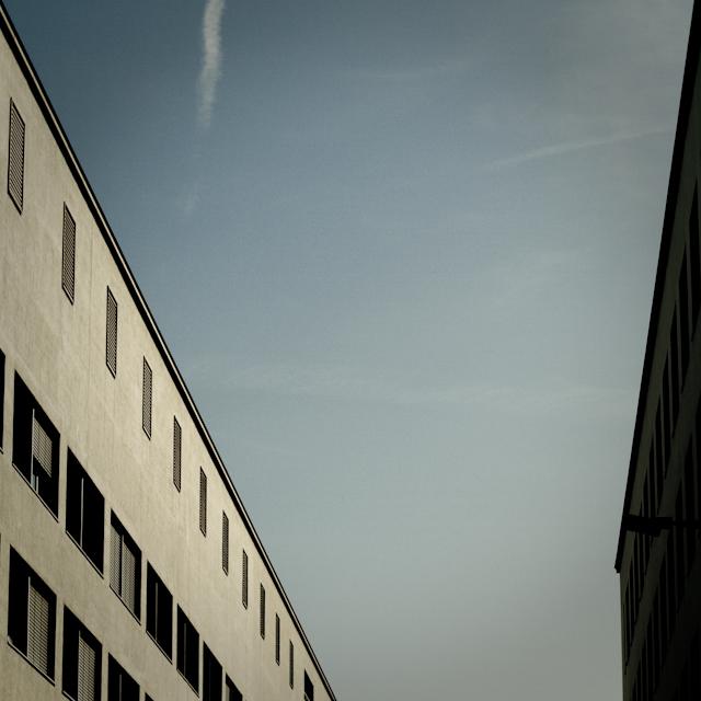 Convergent skies