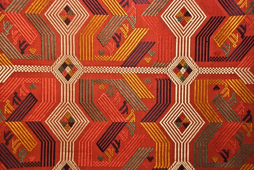 Lao Textiles / Carol Cassidy weaving (Topic Asia Magazine)
