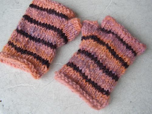 pa wool/alpaca/mohair mitts