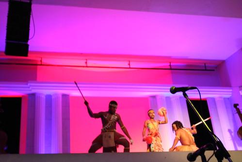 Manus Dancers by you.