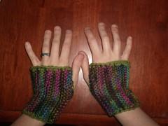 Knittin' Mitts