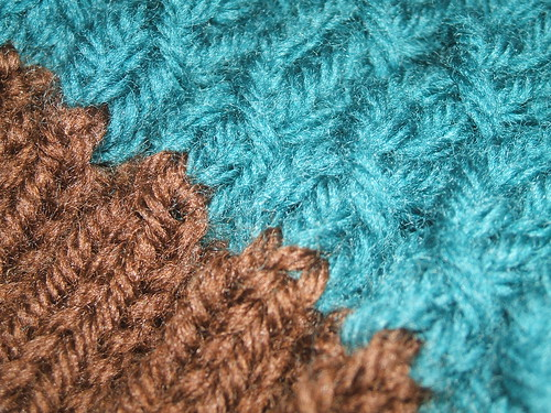 Sneak Preview of Xmas Knitting