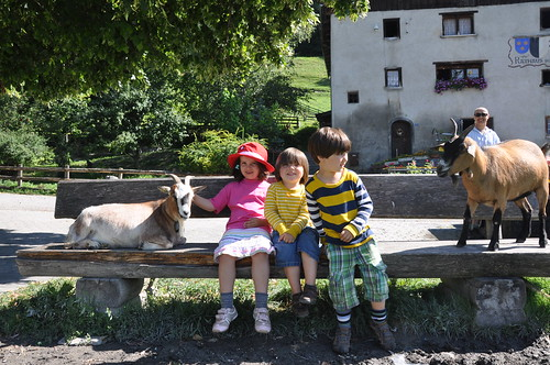 children and goat 5 by you.