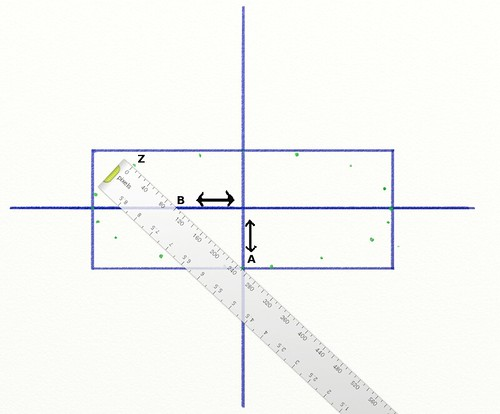 How to construct an ellipse, part 3