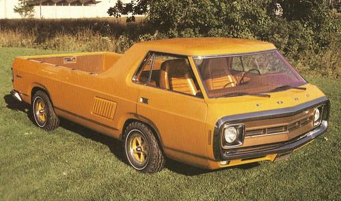 Classic Concept Trucks by Custom_Cab.