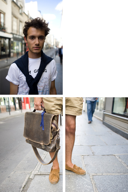 Preppy boys - Paris