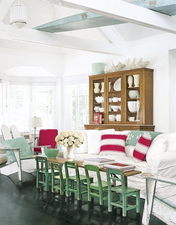 the estate of things chooses beach bungalow country living