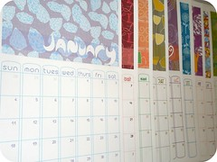 Jessica Gonacha's 2009 calendar