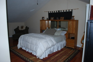Tonya & Cody's Wyoming Bedroom