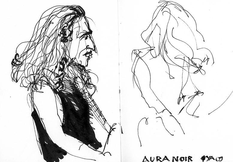 Aura Noir Apollyon