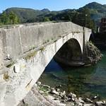 San Pellegrino Terme: ponte sul Brembo