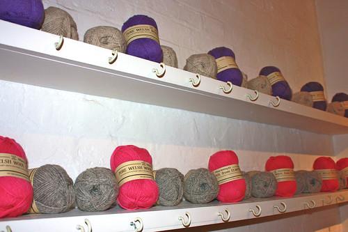Lots of pukka yarn