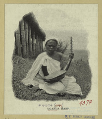 Uganda harp.