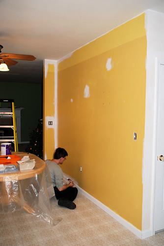 Good Bye Mustard Yellow