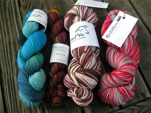yarn swag