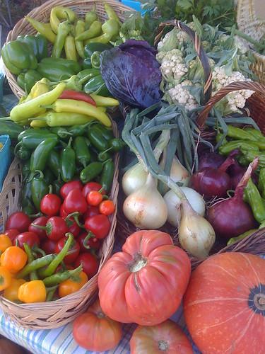 SE-grown Produce, Full of Goodness