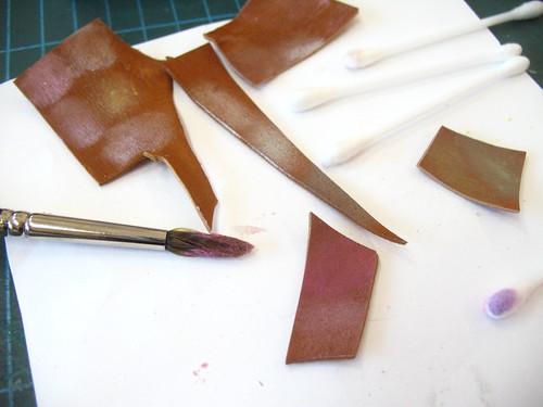 rosa - makeup