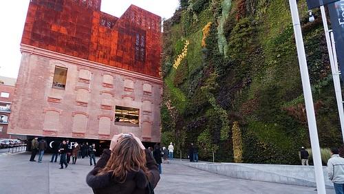Caixaforum - fachada