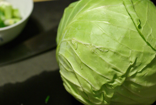tonight's cabbage