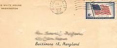 White House Envelope