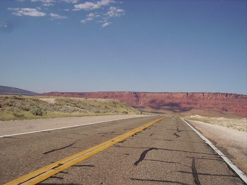 On the road to Arizona