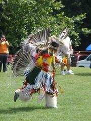 Woman Warrior Fancy Dancer