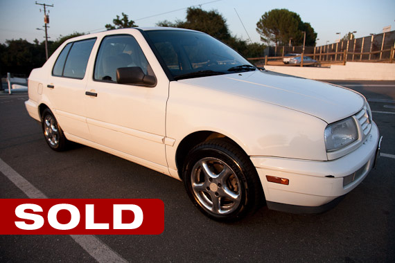 SOLD - The Jetta is Gone