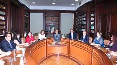 Recibió el Presidente Calderón a madres de los...
