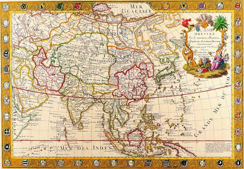 Antique map 49