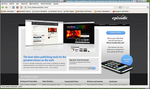 herramientas de edición de videos para vlogs y web shows