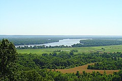 Mississippi River Scenic Byway in Missouri