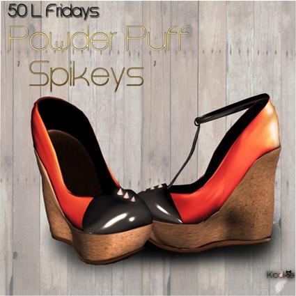Kookie - Poweder Puff Spikeys - 50L Week 8