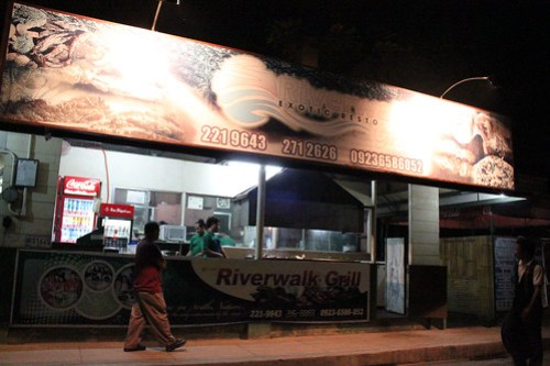 Riverwalk Grill in Davao