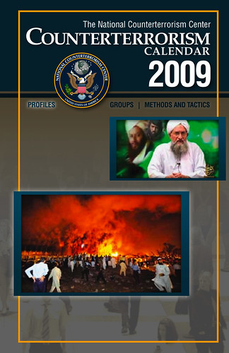 The National Counterterrorism Center Calendar 2009