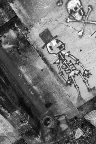 Under the Bridge Graffiti,Piedmont Park,ATL