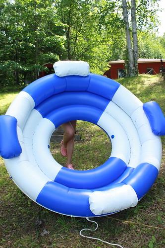 Johanna inflates