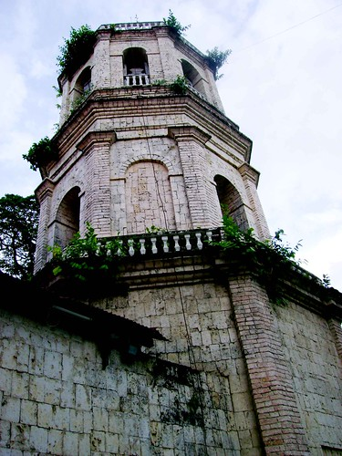 The tower with multiple bells