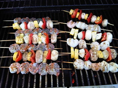 Sizzlin' Summer Shish Kabob