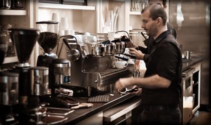 caffee luxxe baristi