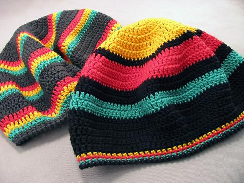 Rasta-Hats