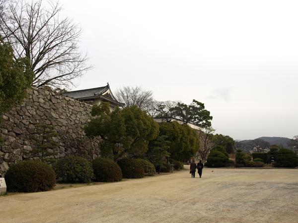 岡山城 3