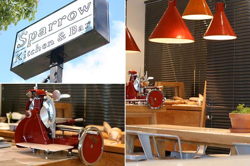 sparrow kitchen & bar