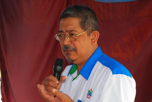 Dr. Tajul Ariffin Noordin, YDP PPBBB
