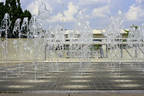 Waterfront Fountain
