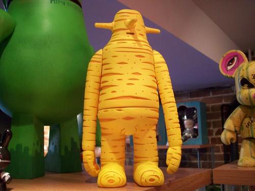 Pensacoula Monster - Yellow ver.