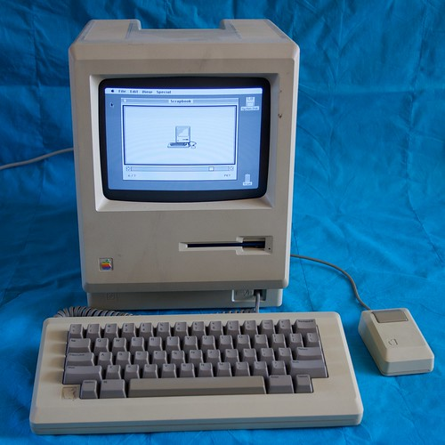 Happy 25th birthday Macintosh