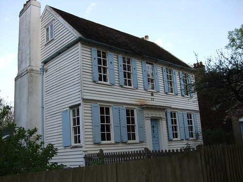 London's twee-est house?