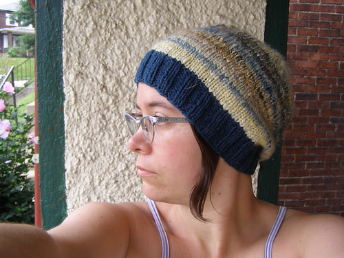 reuse buttonback hat